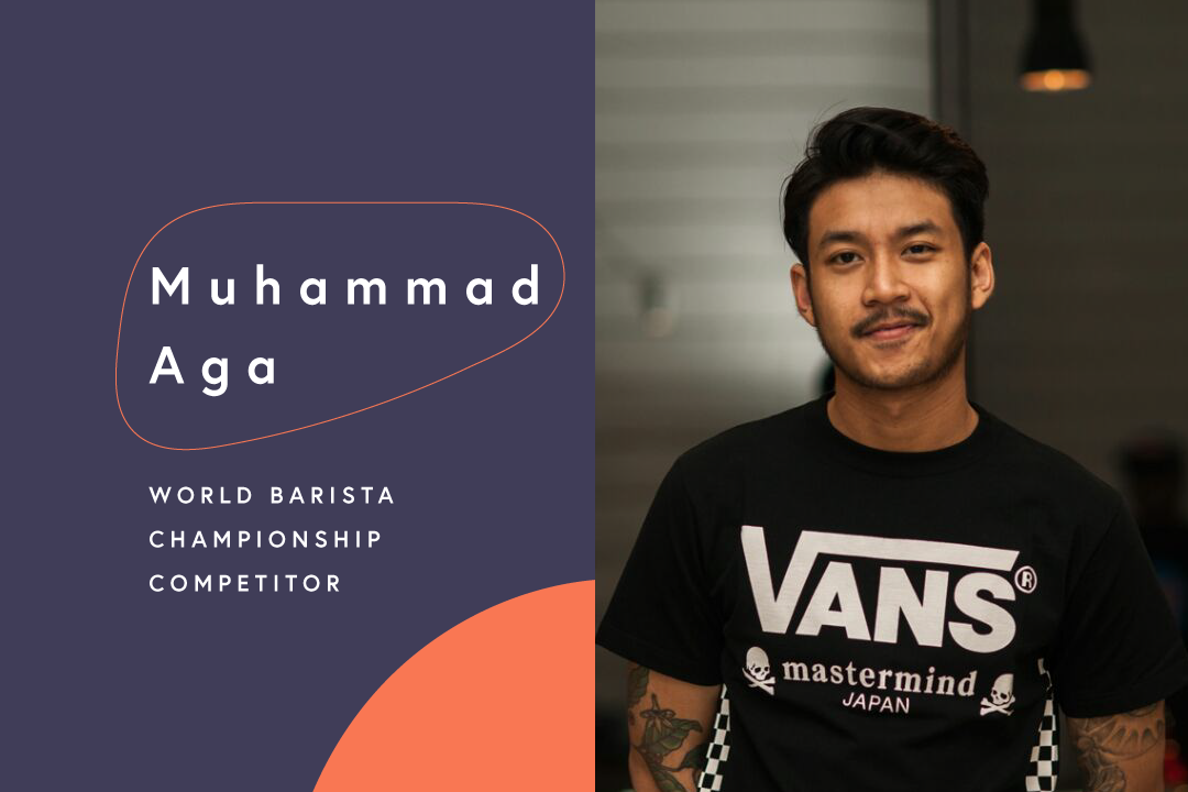 The Road to the World Barista Championships: Muhammad Aga