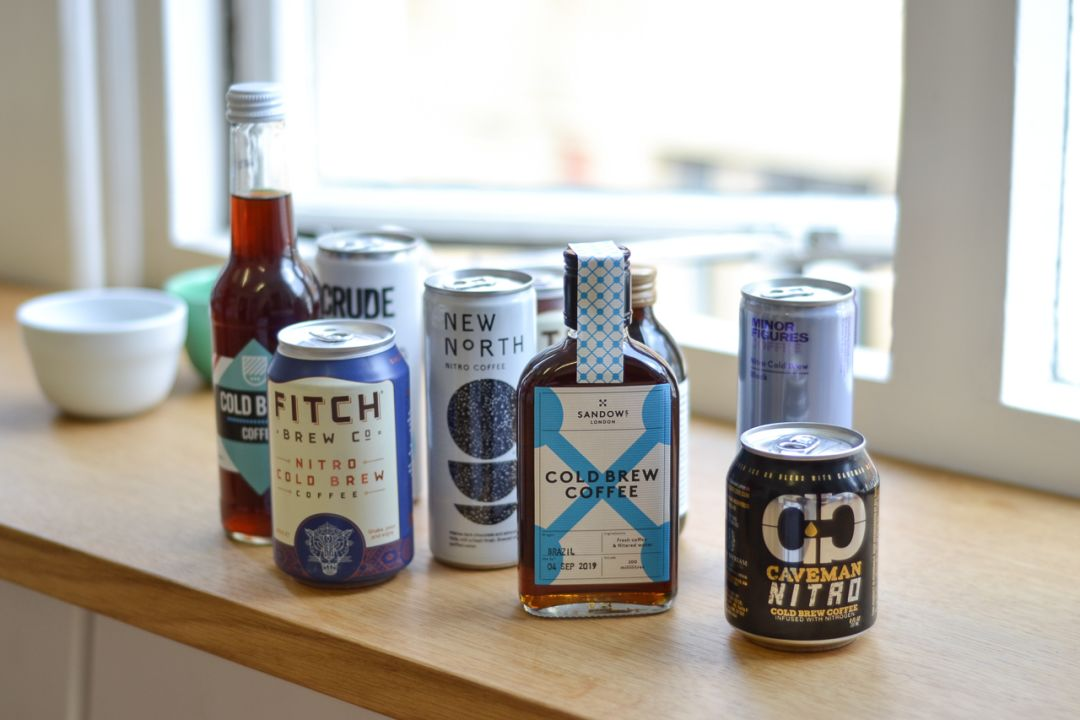Our Guide to: Nitro & Cold Brew