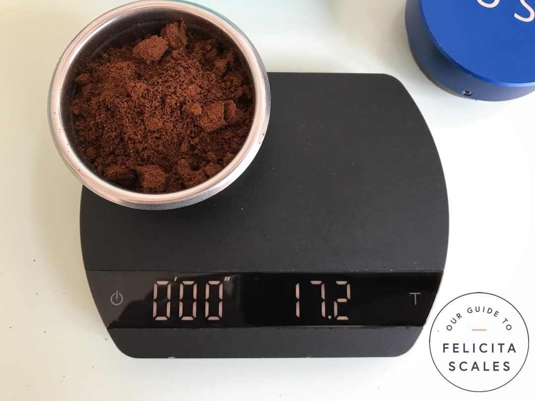 Felicita Coffee Scales Review