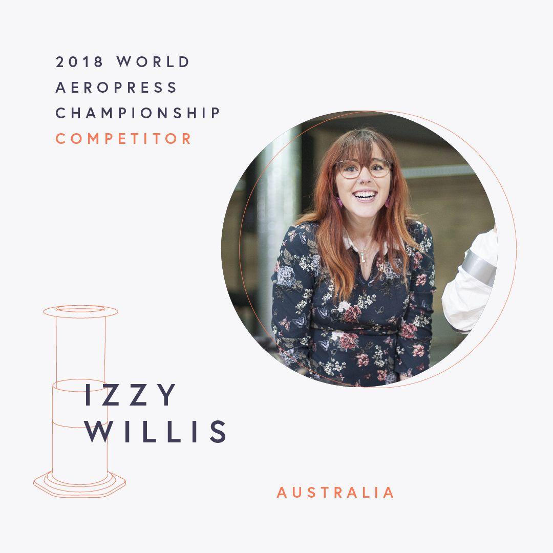 The World AeroPress Championships: Izzy Willis