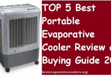 best portable evaporative air cooler