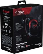 HyperX Cloud II Gaming Headset PC PS4