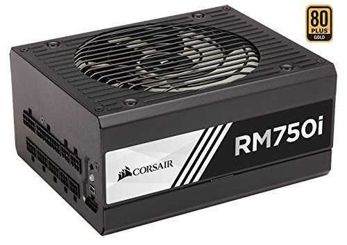Corsair RMi Series RM750i 80 PLUS Gold 750W Power Supply