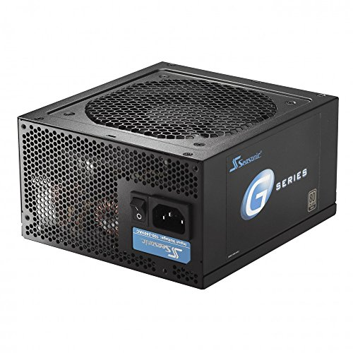 Seasonic G750 750W 80+ Gold Certified Semi Modular Power Supply