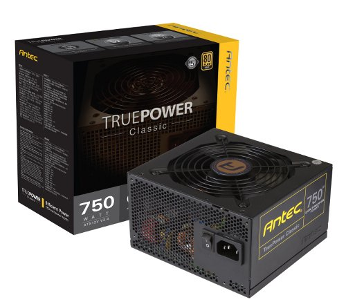 Antec True Power 750 W 80 Plus Gold Power Supply