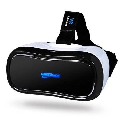 BestFace® 3D VR All in One Virtual Reality Headset