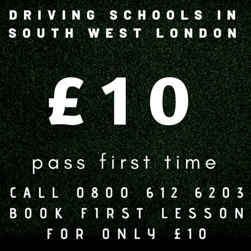 Best driving schools in Elephant and Castle