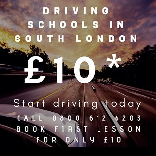 No.1 driving school in Streatham