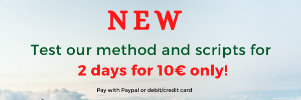 Request your trial for 10 euros only