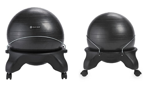 Best Exercise balance Chair ball