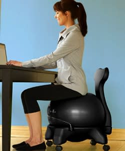 Exercise Chair Ball