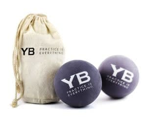 Yoga Massage Balls with Canvas Bag