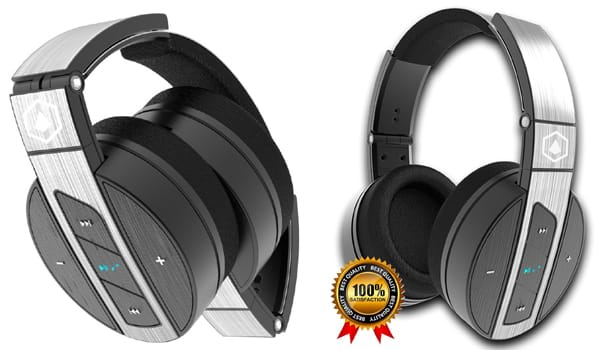 Modern Portable HIFI ELITE Super66 - Over-the-Ear, Wireless, Bluetooth HEADPHONE