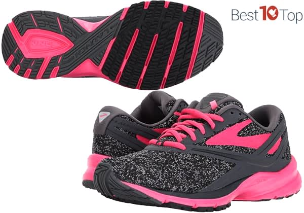 Top Rated 10 Best Most Comfortable Running Shoes For Women - BROOKS - Made in USA or Imported