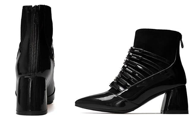 cheap boots for women - high heel boots - sexy boots - Ankle Boot