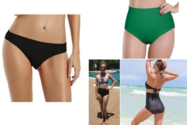 womens underwear, ladies panties, ass bikini, bikini booty, bikini bottoms, swimming pants for women