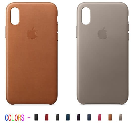 iphone x leather case - iphone 10 leather case - apple iphone x leather case - iphone x leather folio case for your new phone