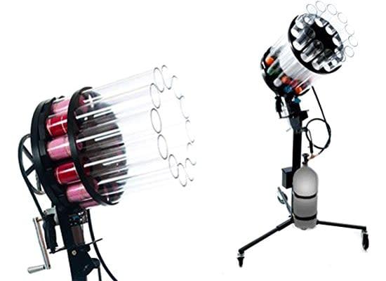 04 T-shirt Launcher – Stress Ball Gatling Gun, T Shirt Cannon Gun – Tshirt Cannon – T Shirt Cannons, Tennis Ball Launcher, 8 ball Launcher, Air Cannons For Shooting