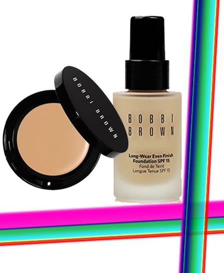 Long-Lasting Foundation makeup