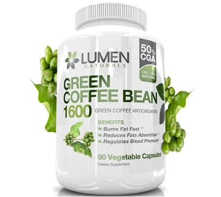green coffee diet pills