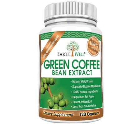 green coffee bean pills