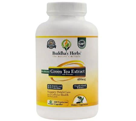green tea extract fat burner