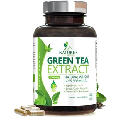 Zenwise Health Tea Extract Supplement with EGCG & Vitamin C