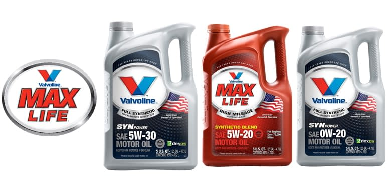 Valvoline oil Review