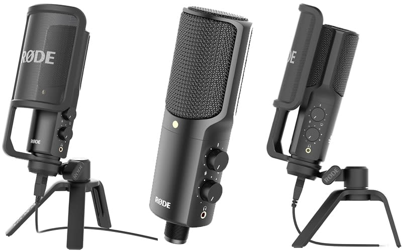 usb condenser mic