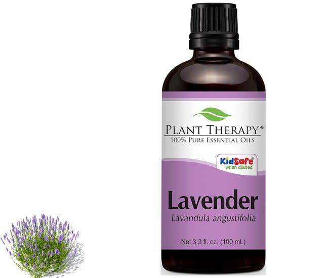 essential oils lavender