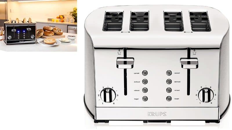 4slot toaster
