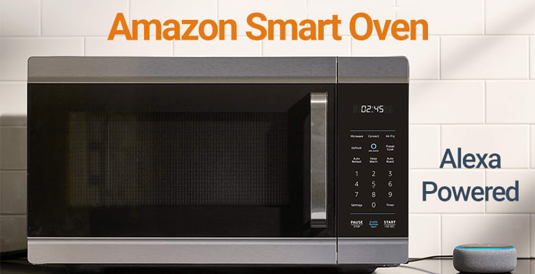 Amazon Smart Oven reviews