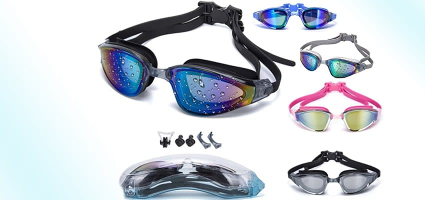 swimming goggles amazon