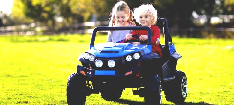Best Power Wheels and Electric Cars For Kids