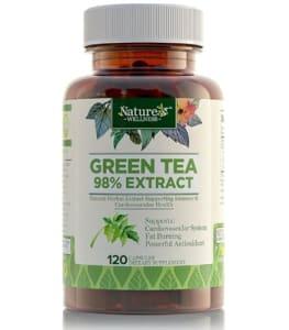 green tea extract weight loss - Natural Fat Burner