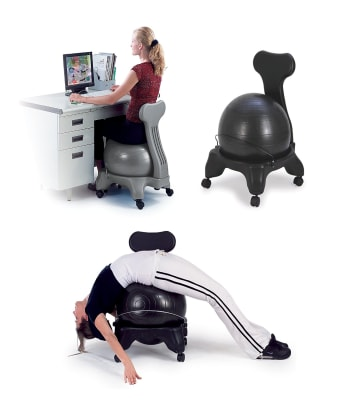 fitness balance ball chair - best one