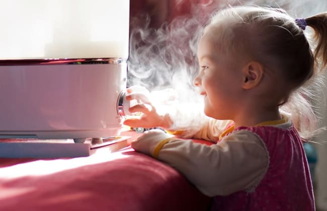 Are humidifiers good for babies with benefits