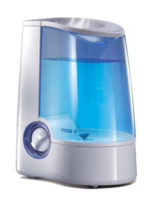 Vicks Humidifier® Warm- best Cool Mist Humidifier with Auto Shut-Off