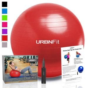 Exercise-stability-What size of exercise balls should I use