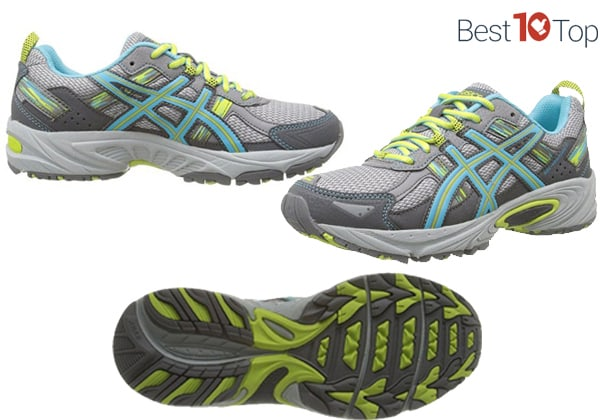 best running shoes for women - asics brand
