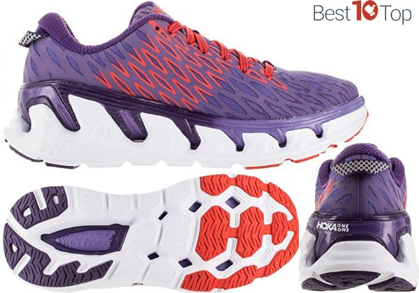 best running shoe for girls + women + ladies | HOKA One One