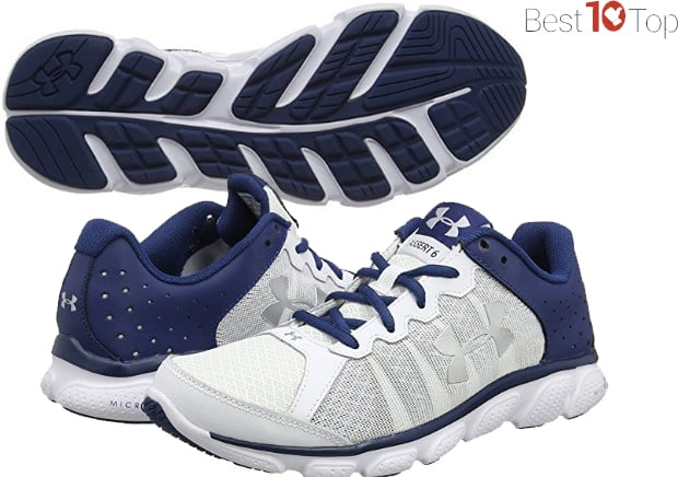 under armour running shoes mens For Road Runner & Trail