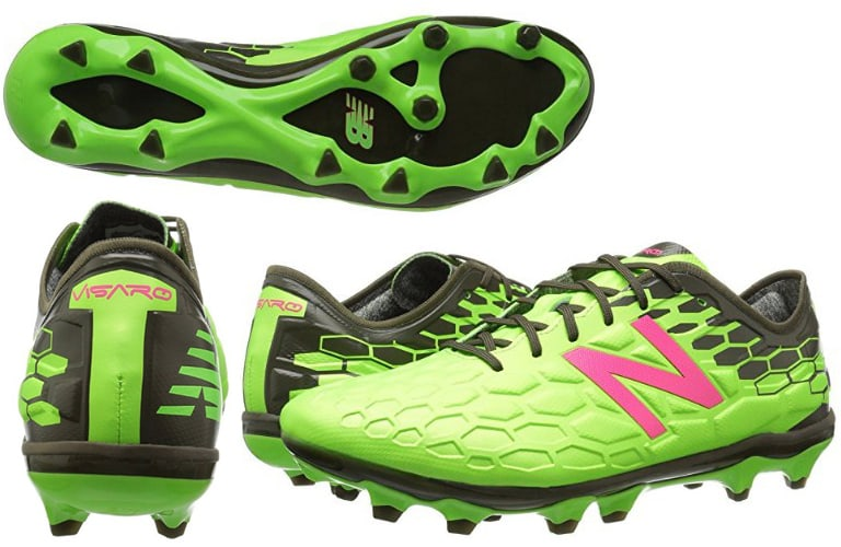 new balance soccer cleats review