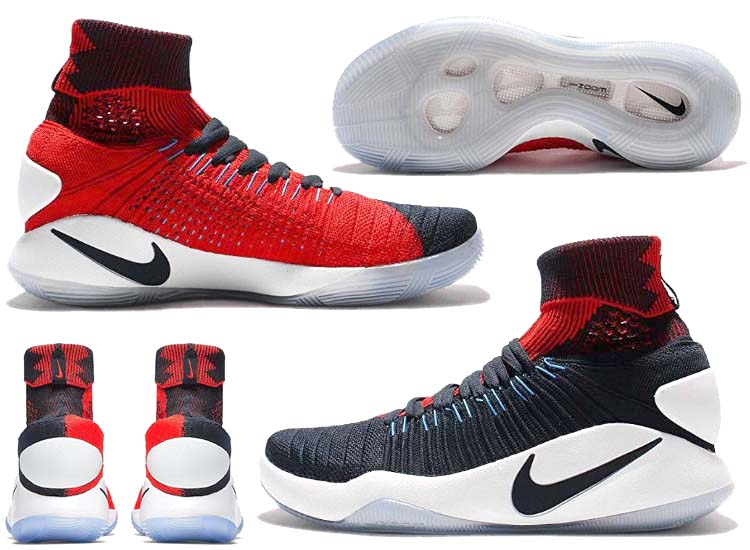best basketball shoes - nike mens basketball shoes - Men's Hyperdunk 2016 FK