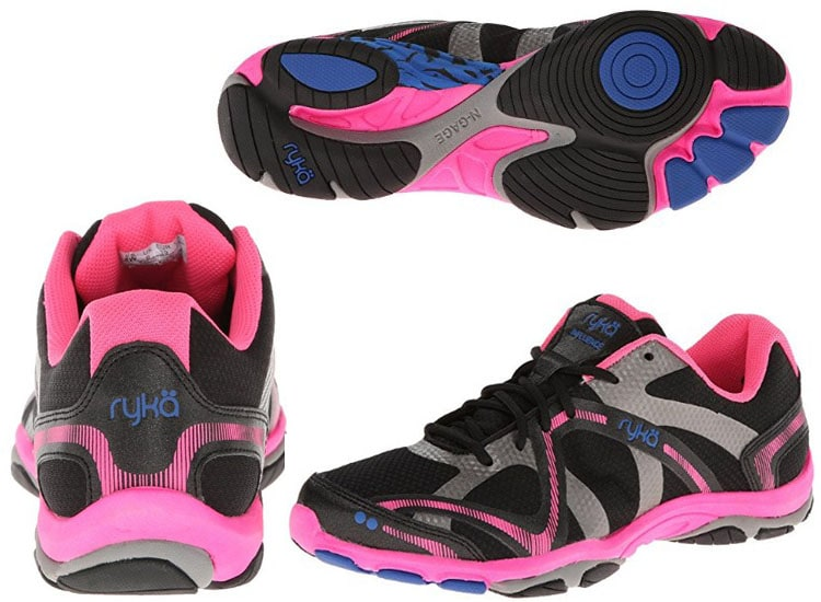 best cross training shoes for women - RYKA
