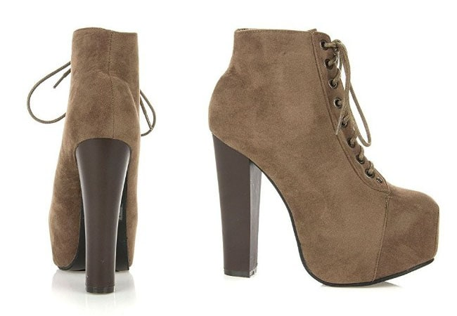 High Heel - Womens Boots