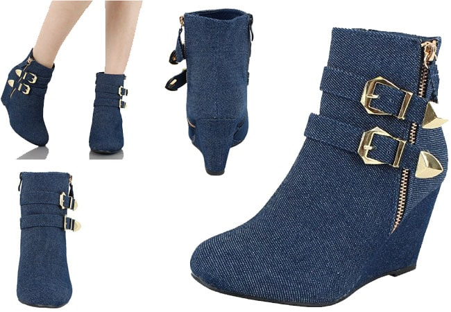 high heel boots for girls