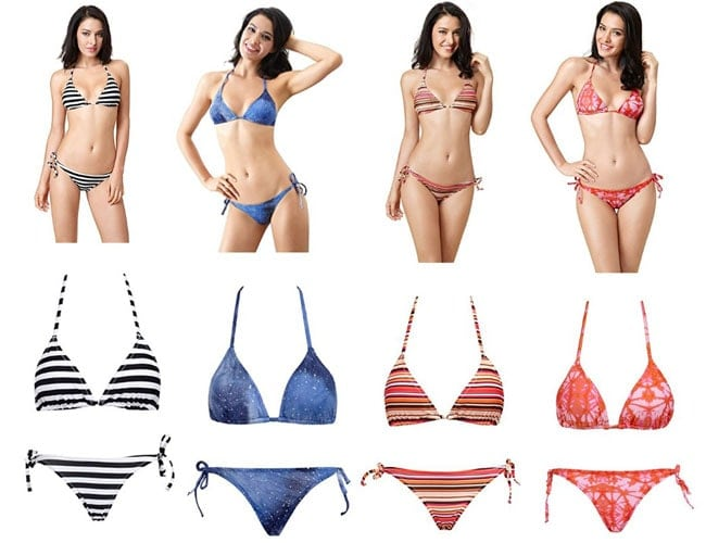 swimsuits for women, womens 2 two piece bikini set, swimming suits for women, bathing suits women