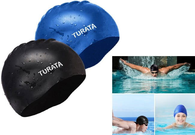 bathing caps for swimming - swimming cap - quality swim -