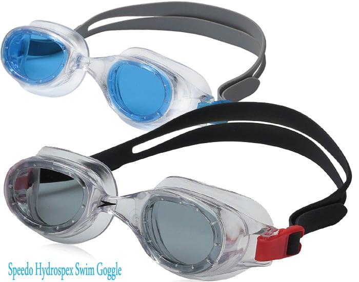 best speedo goggles - best swimming goggles-swim googles-swim glasses-gooles-pool-goggle-anti-fog-best-swim-goggles-gogles-competition-swimming-goggle-brands-reviews-Speedo Hydrospex Swim Goggle